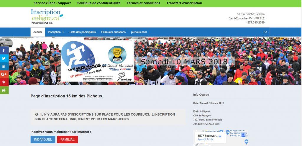 Course des Pichous - Portfolio