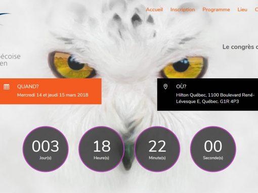 AQTA Congrès – Événement en ligne